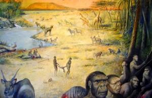 1.8 Milyon Yıl Önceki Atalarımızın Yaşam Koşulları Canlandırıldı