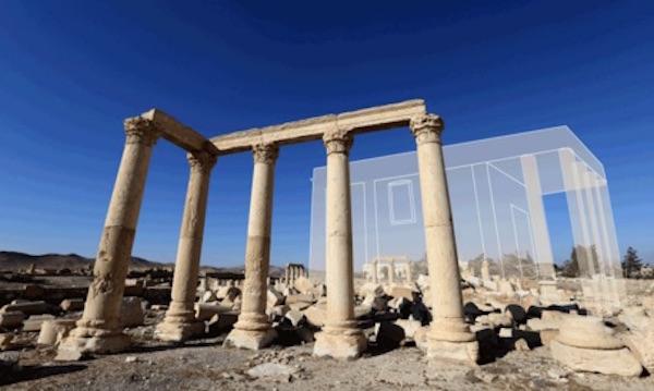 IŞİD'in Zarar Verdiği 7 Palmira Antik Kenti Yapısı