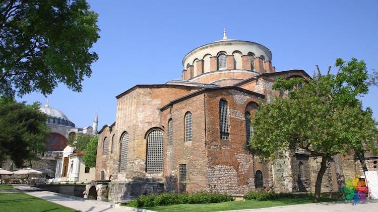 Türkiye'deki 10 Önemli Bizans Yapısı