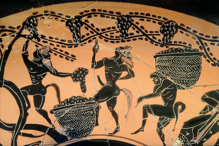 08- Satyres_dans_le_cortège_de_Dionysos_(musée_du_cabinet_des_médailles,_BNF)_(6710221755)