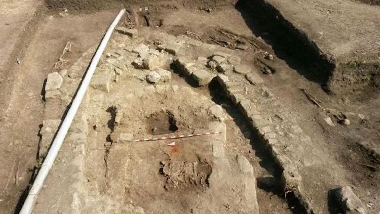 Amasra'daki Kurtarma Kazılarında 20 İskelet Bulundu