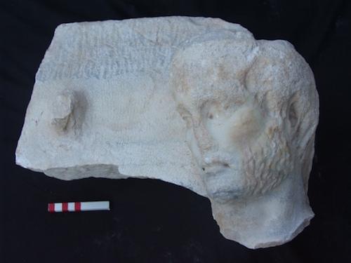 Balıkesir, Bandırma Müzesi'nden Kaybolan Heykel Başı