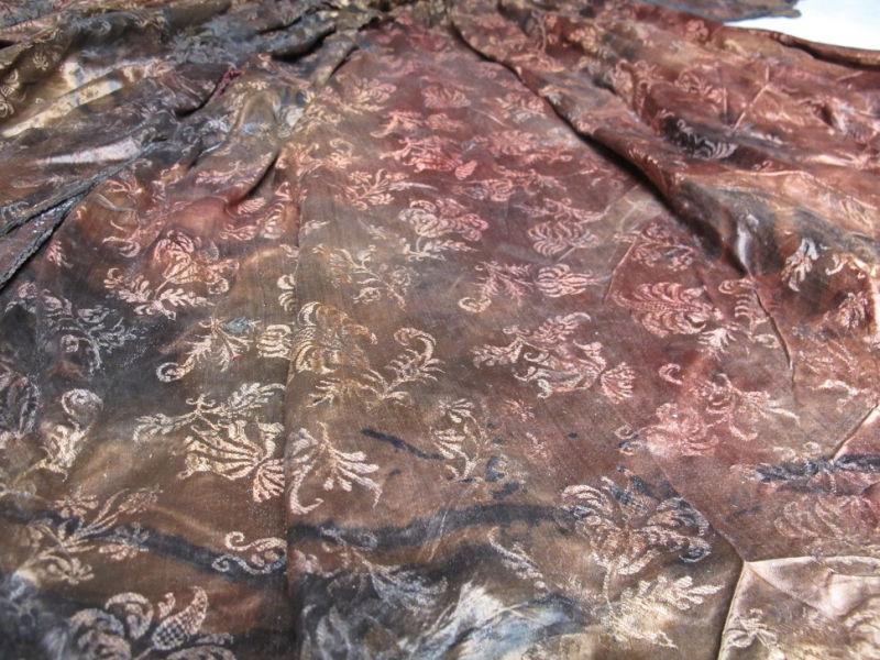 Hollanda'da 17. Yüzyıl Gemi Enkazında İpek Elbise Bulundu