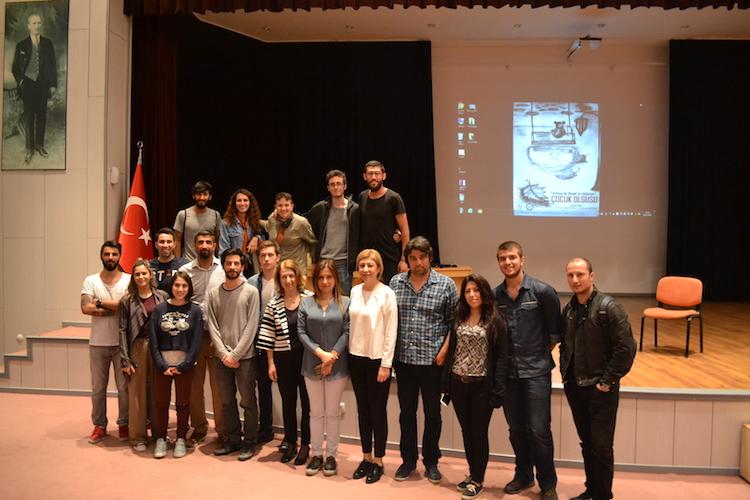 Dokuz Eylül Üniversitesi Arkeoloji Bölümü tarafından düzenlenen Arkeoloji Günleri etkinliği 26-28 Nisan arasında gerçekleştirildi.