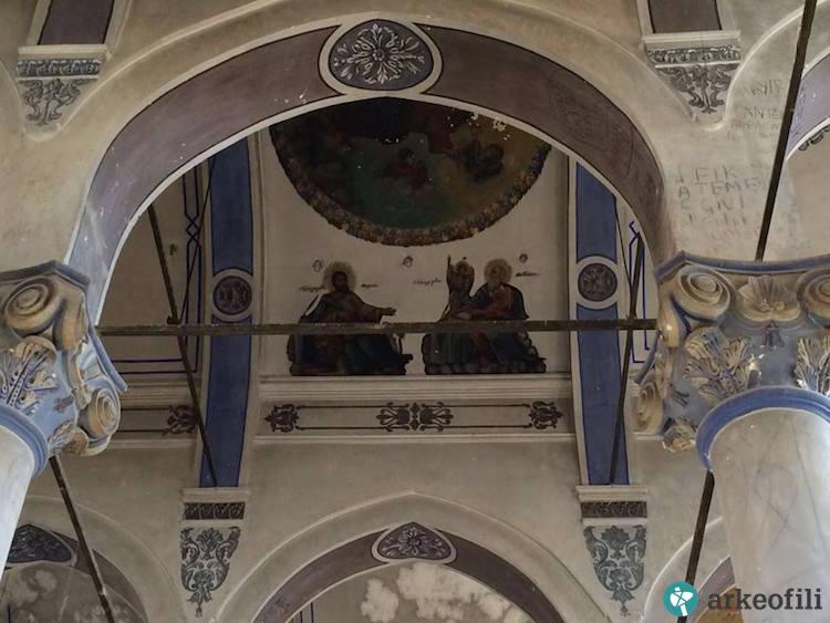 Arkeofili - Niğde'de Tarihi Rum Kilisesi