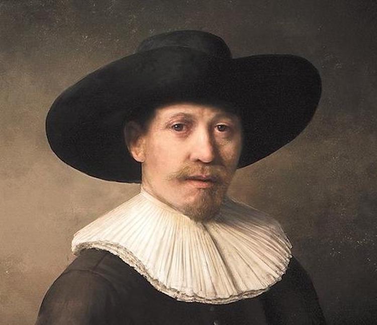 Tüm Tabloları Analiz Edilerek Yeni Bir Rembrandt Tablosu Yaratıldı