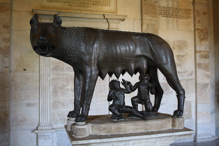 Antik Roma'nın Kuruluş Efsanesi