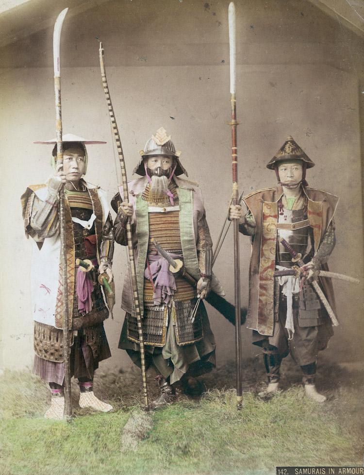 1880. (Fotoğraf: Kusakabe Kimbei/Hulton Archive/Getty Images)