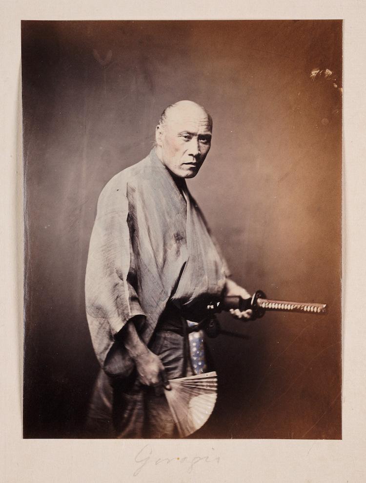 Son Samurayların 1800'lü Yıllarda Çekilmiş 20 Fotoğrafı
