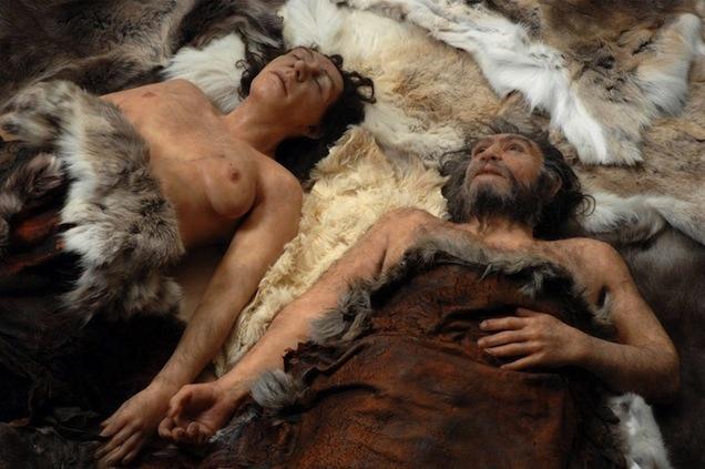 Erkek Neandertal ve Kadın Homo sapiens Çocuk Yapmakta Zorlanıyordu