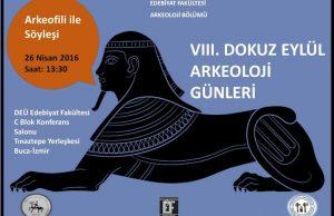 Dokuz Eylül Üniversitesi Sekizinci Arkeoloji Günleri