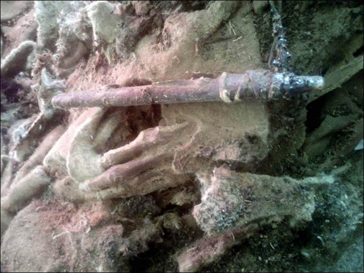 Moğolistan'da 1500 Yıllık Türk Mumyası Bulundu