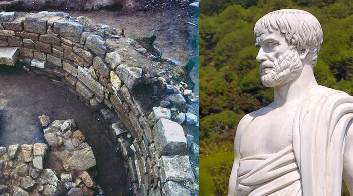 Antik Yunan Filozofu Aristoteles'in Mezarı Bulunmuş Olabilir