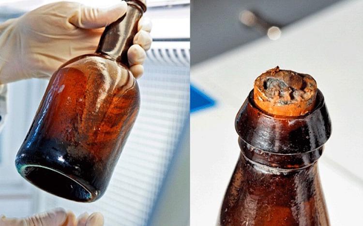 Baltık Denizi'nde 170 Yıllık Bira Bulundu
