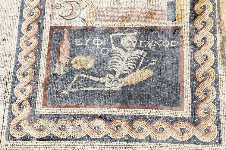 Antiocheia Bilimsel danışmanı doç. dr. hatice pamir mozaik hakkında arkeofili'ye açıklama yaptı.
