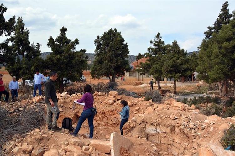 Antalya'da Kaçak Kazıda Mozaikli Bizans Kilisesi Bulundu