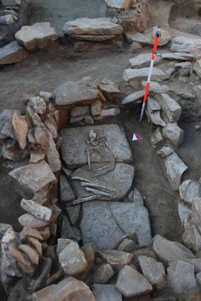 Tüm Ayrıntılarıyla İstanbul'da Bulunan 5.000 Yıllık Kurgan Mezar