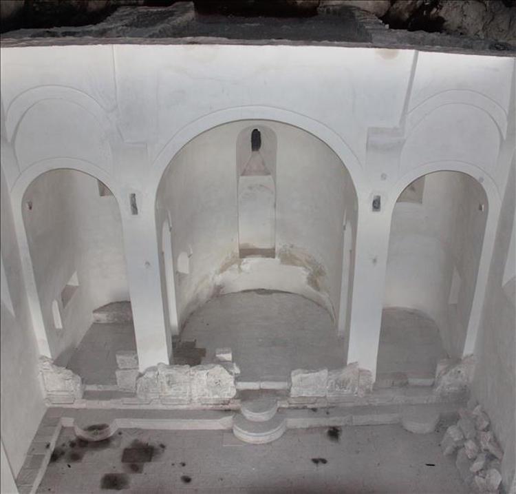 Giresun'da Meryem Ana Manastırı Ziyarete Hazır
