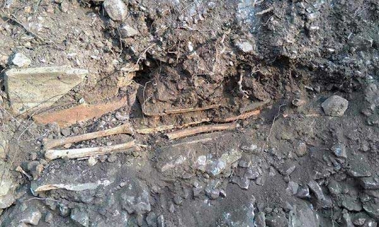 Antalya'da HES'e Uygun Denilen Bölgede Tarihi Mezarlar Yok Edildi