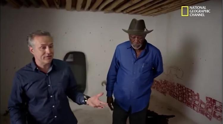 Morgan Freeman'ın Sunduğu Programa Çatalhöyük Konu Oldu