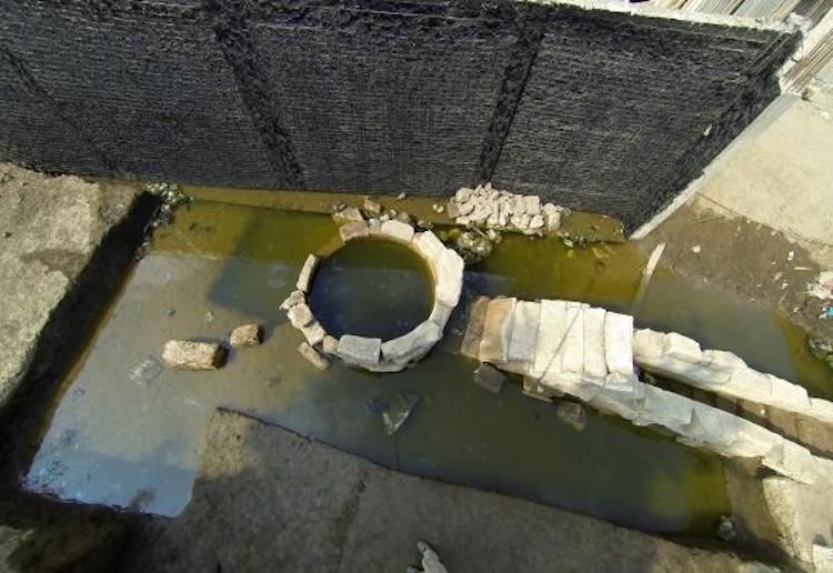 Mısır'da Vergileri Hesaplayan 2200 Yıllık Yapı Bulundu