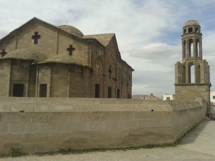 Kapadokya'nın En Önemli Kiliselerinden Üzümlü Kilisesi Tahrip Ediliyor