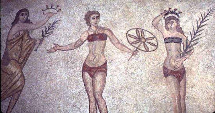Antik Roma Kadınları Tahmin Edildiğinden Daha Özgürdü
