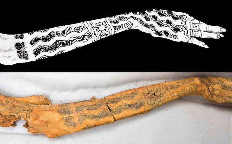 Dövmeli Cao Leydisi'nin Yanına Gömülenlerle Akrabalığı Araştırılıyor