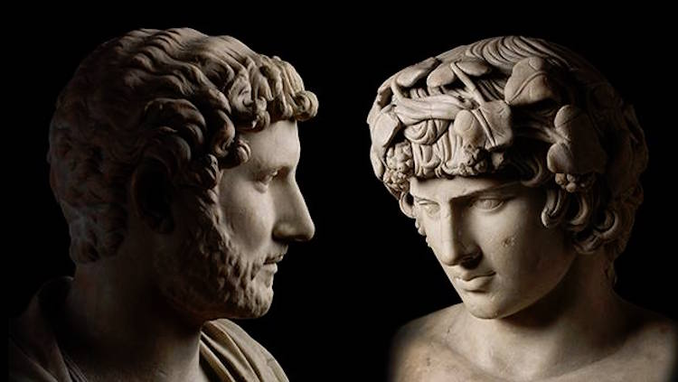 Roma İmparatoru Hadrian'ın Tanrısallaştırdığı Eşcinsel Antinous