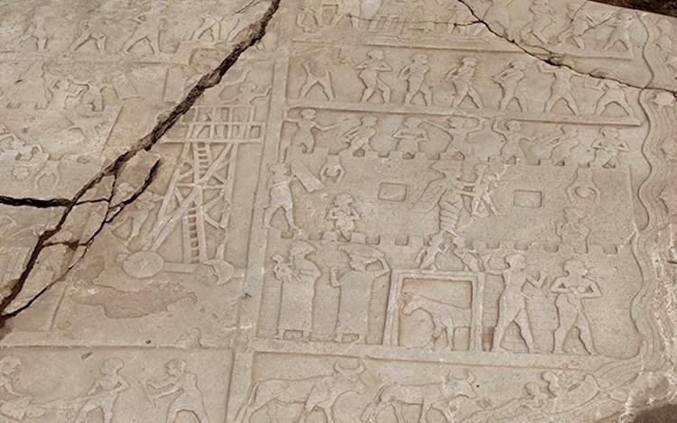 Elazığ'da Gizemli Rölyefin Bulunduğu Alanda Kazılar Başladı