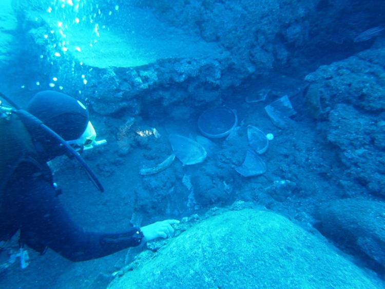 Antalya'da 800 Yıllık Tabak Batığı Sualtı Kazıları Başladı