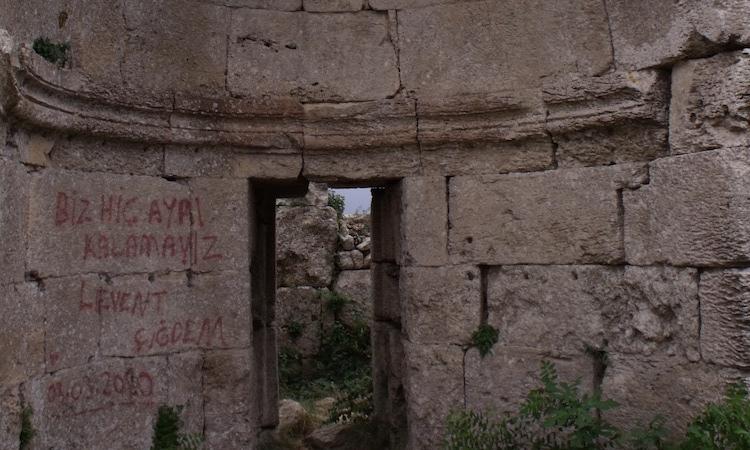 Hatay'da 1500 Yıllık St. Simeon Manastırı Yok Ediliyor
