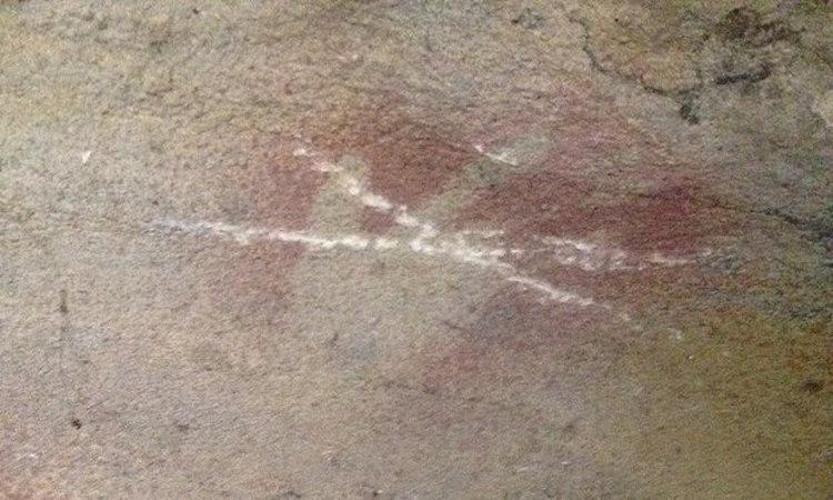 Tazmanya'da 8000 Yıllık Mağara Resimleri Tahrip Edildi