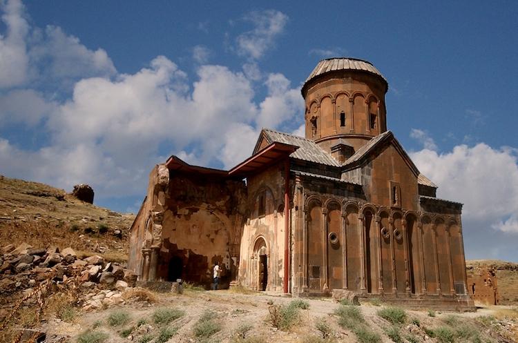Ani Harabeleri UNESCO Dünya Mirası Listesi'ne Girdi