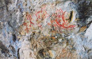 balıkesir'de 8 bin yıllık mağara resimleri bulundu