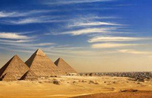 Devasa Mısır piramitlerinin yapım teknikleri