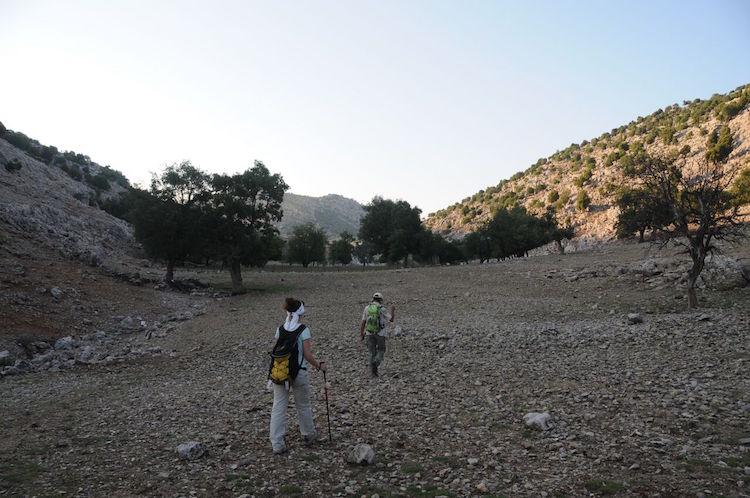 Pisidya yürüyüş yolu açılıyor