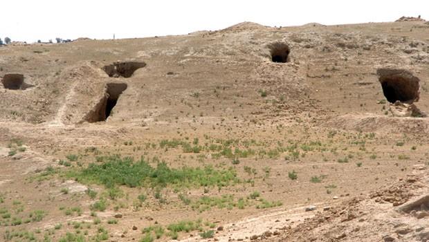 IŞİD Asur Şehri Şadikanni'yi de Yağmalamış ve Tahrip Etmiş