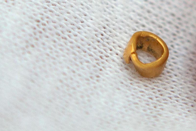 bulgaristan'da dünyanın en eski işlenmiş altını bulundu