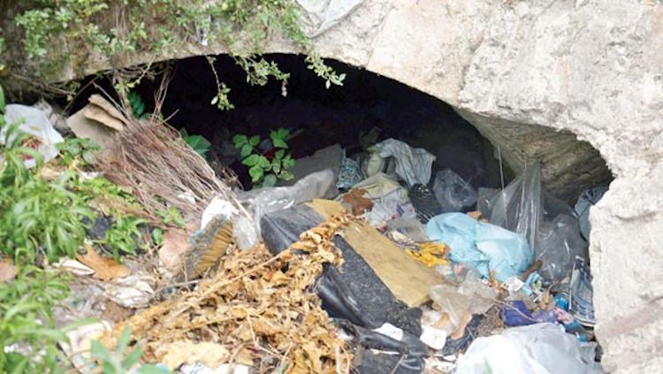 Beyazıt'ta Bulunan Bizans Sarnıcı Çöplere Gömüldü