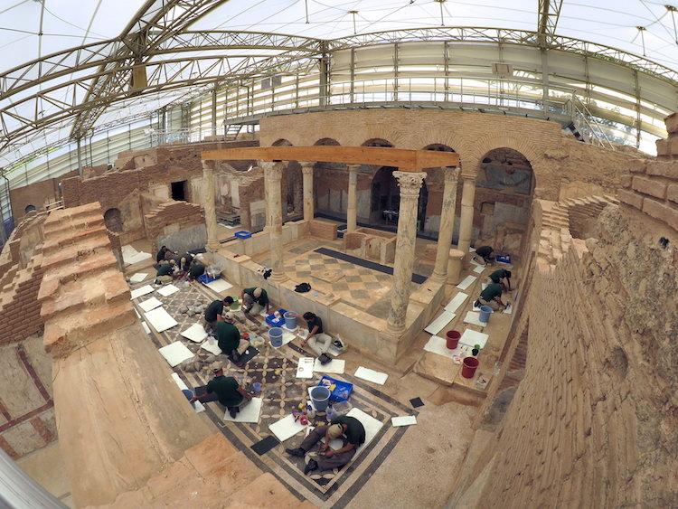 Avusturya Ekibinin Efes Antik Kenti Kazıları Durduruldu