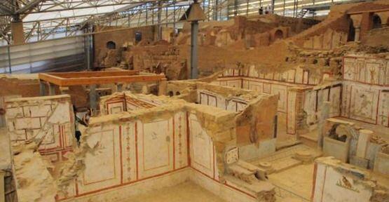 İptal Edilen Efes Antik Kenti Kazılarından Açıklama Geldi