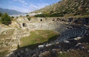 Avusturya'nın yürüttüğü Limyra antik kenti kazıları durduruldu