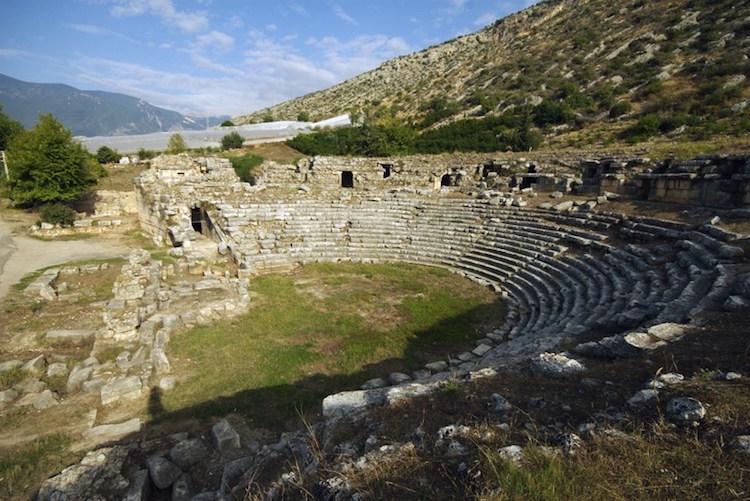 Türkiye'de Avusturya'nın Yürüttüğü İkinci Arkeolojik Kazı da Durduruldu