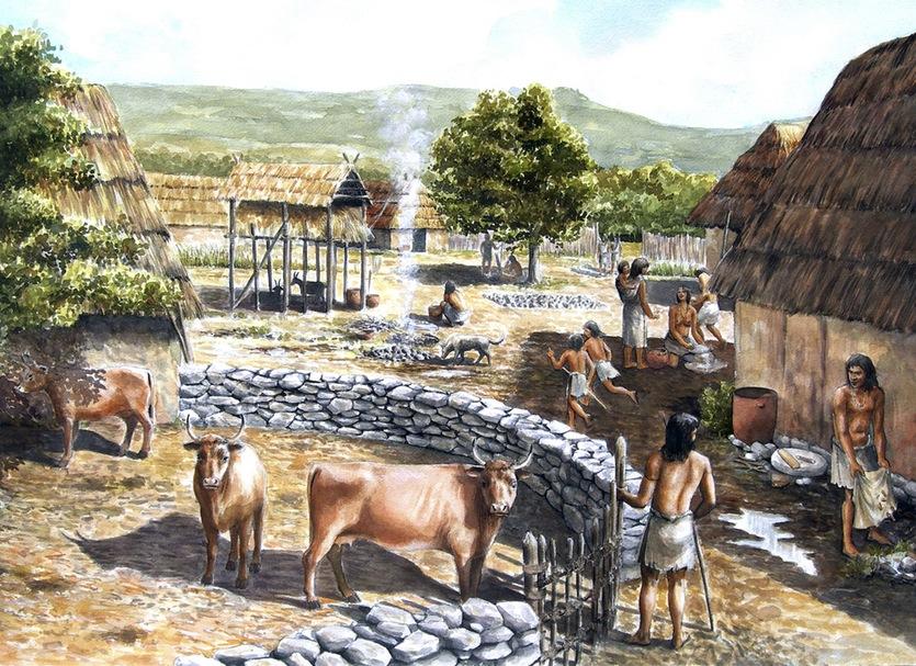 Modern toplumun olası çöküşünün ipuçları Neolitik toplumlarda aranıyor.