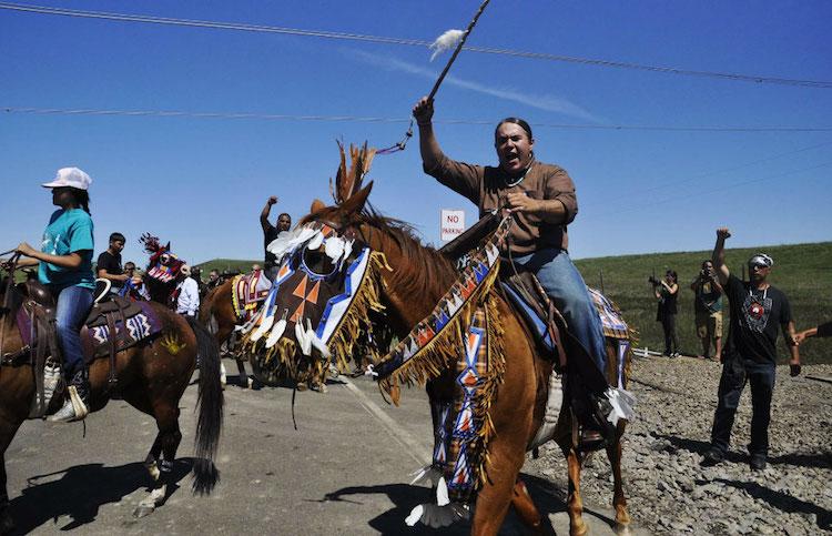 Arkeologlar Dakota Boru Hattına Karşı Kampanyaya Katılıyor
