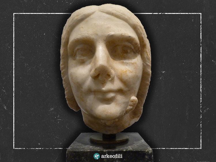 Aphrodisias Antik Kenti'nden heykeller