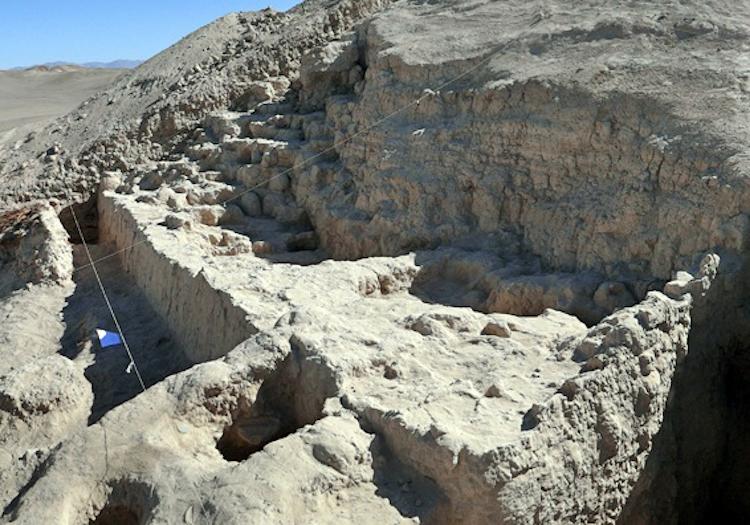 Nazca Vadisi'ndeki Cahuachi Kutsal Alanında Yeni Tapınak Bulundu