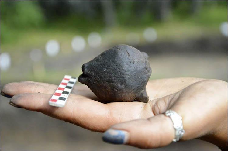 sibirya'da bronz çağına ait çocuk oyuncağı bulundu