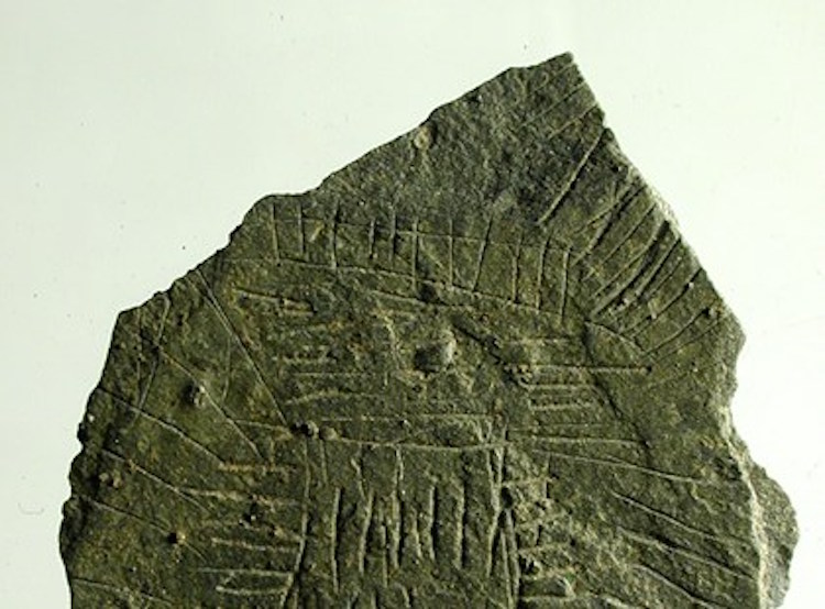 Danimarka'da Taşlar Üzerine Çizilmiş Neolitik Dönem Haritaları Bulundu